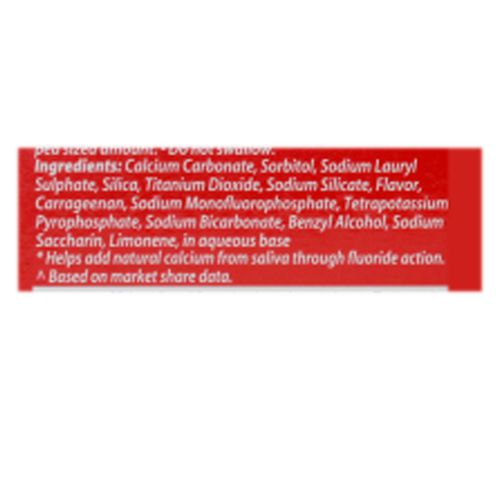 Colgate Toothpaste - Strong Teeth, Anticavity, 400 g 100 gm Free