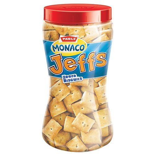 Parle Monaco Biscuits - Jeffs Jeera, 200 g