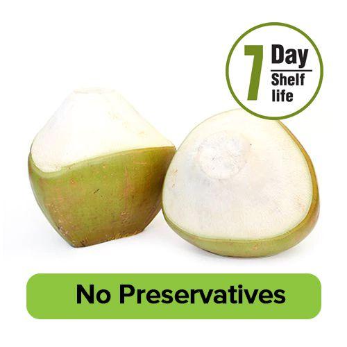 Fresho Tender Coconut - Medium, 1 pc