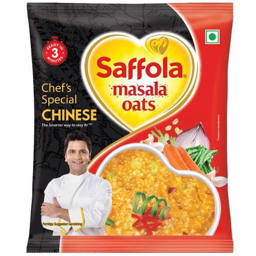 Saffola Masala Oats - Chinese, 38 g