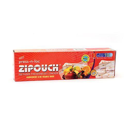 Zipouch Press-N-Lock - Small, 10 pcs
