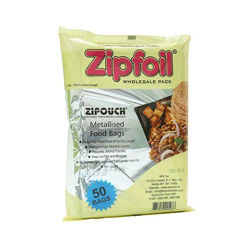 Zipouch Press-N-Lock - Medium, 10 pcs