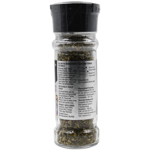 On1y Mixed Herbs, 14 g