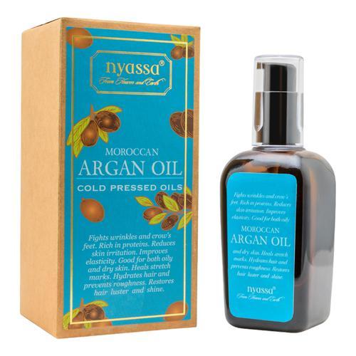 Nyassa Argan Cold Pressed Oil, 100 ml