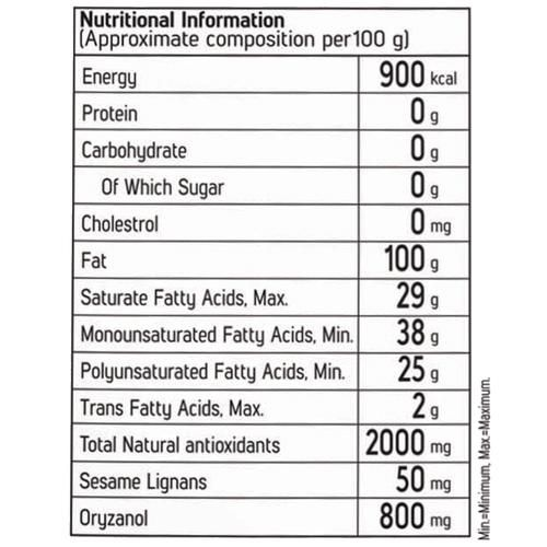 Fortune  Xpert Pro Sugar Conscious Oil, 5 L Jar