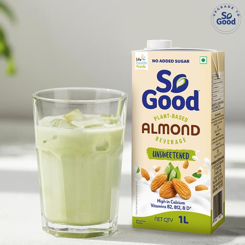 So Good Drink - Almond Fresh, Natural, 1 L