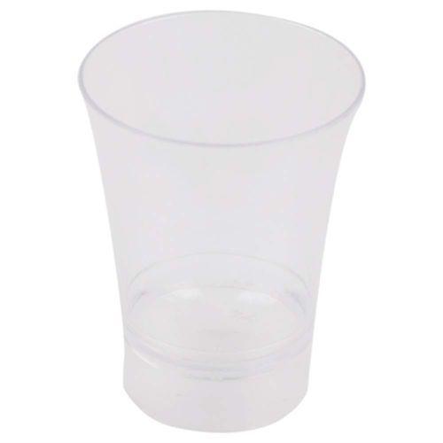 Ezee  Party Disposable - Shot Plastic Glass, 40 pcs