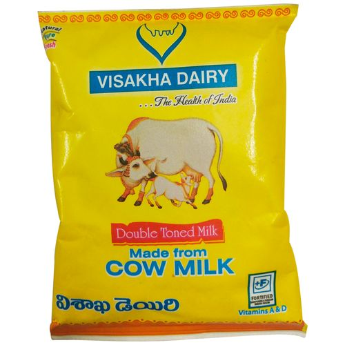 Visakha Dairy Cow Milk, 200 ml