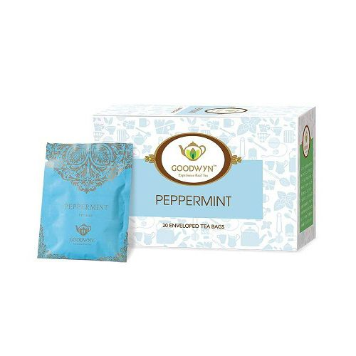 Goodwyn Peppermint Tea, 20 pcs