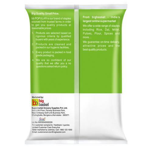 bb Popular Besan Flour, 1 kg