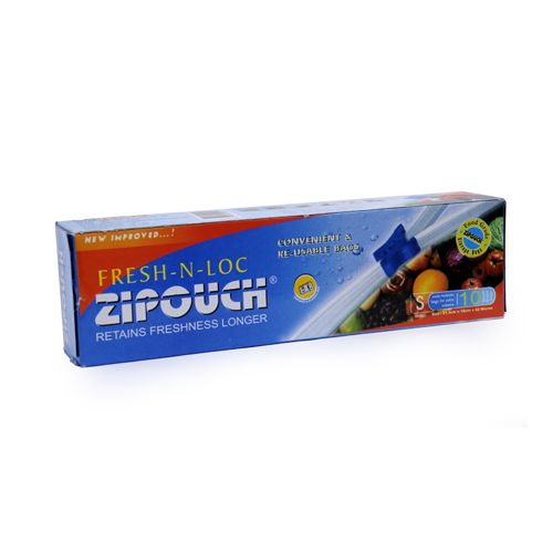 Zipouch Fresh N Loc Small, 10 Bags