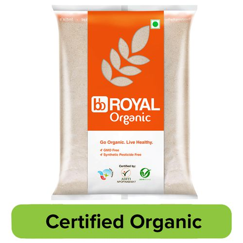bb Royal Organic - Sooji/Rawa, 500 g