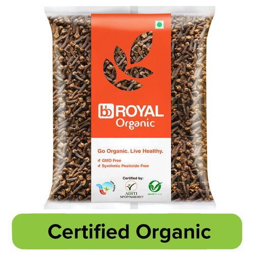 bb Royal Organic - Cloves, 50 g