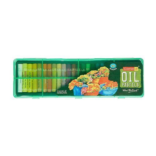 Camlin Oil Pastel - 25 Shades, 1 pc
