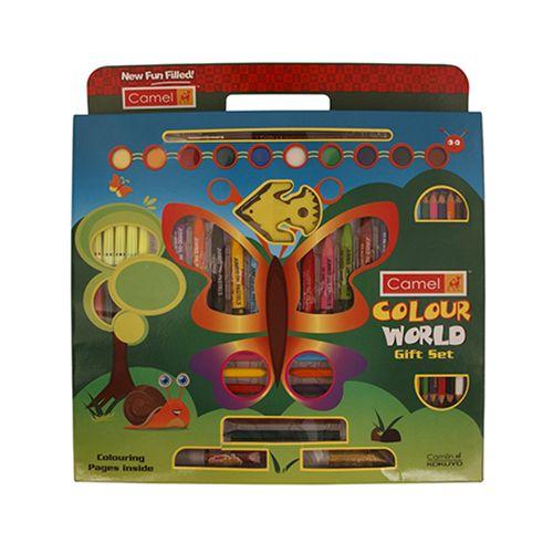Camlin Colour World Gift Set, 1 pc