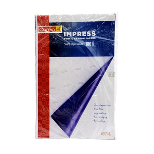 Camlin Carbon Paper, 1 pc 210 X 330 mm