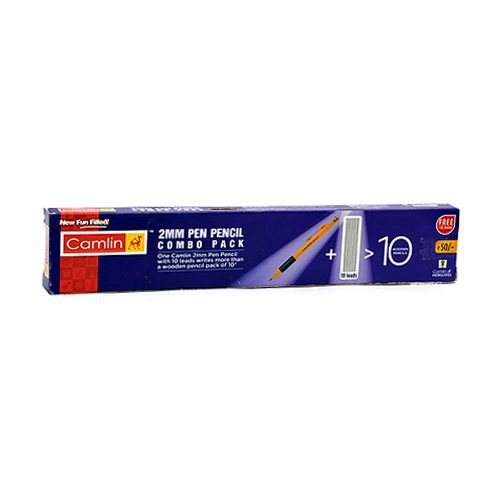 Camlin Pencil Pack - Combo, 2 mm