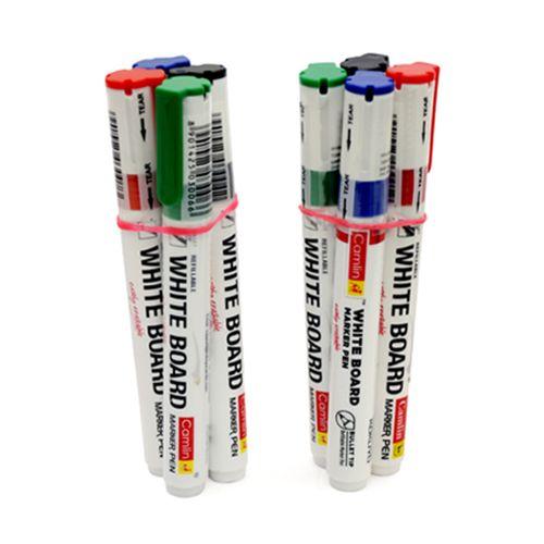Camlin White Board Marker Pen - Red, 2 pcs