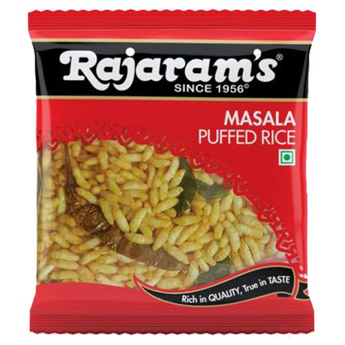 Rajaram's Namkeen - Masala Puffed Rice, 40 g