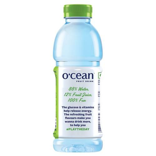Ocean Fruit Water - Pink Guava Flavour, 500 ml