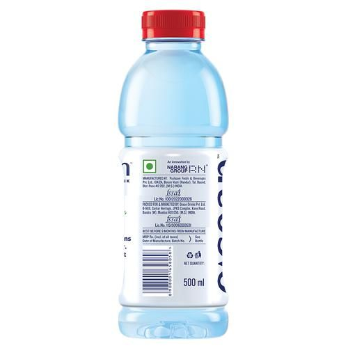 Ocean Fruit Water - Crispy Apple Flavour, 500 ml