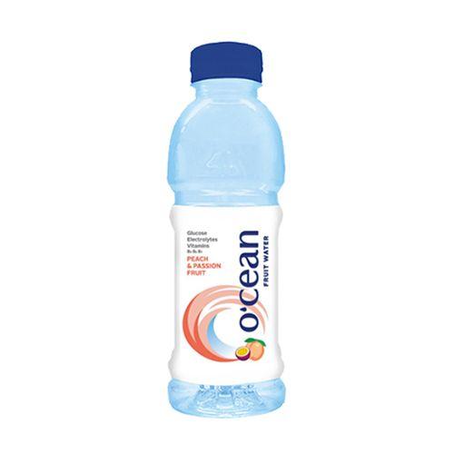 Ocean Fruit Water - Peach & Passion Fruit, 500 ml