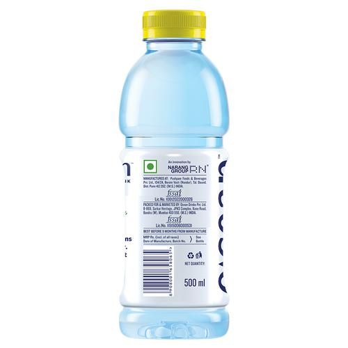 Ocean Fruit Water - Mango & Passion Fruit Flavour, 500 ml