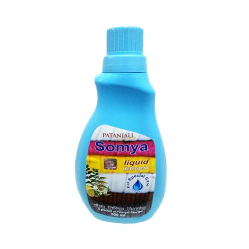 Buy Patanjali Liquid Detergent Somya 500 Ml Online At