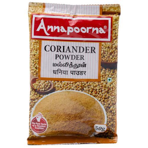 Annapoorna Powder - Coriander, 50 g