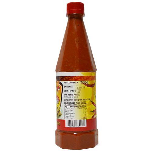 Pou Chong Sauce - Red Chilli, 700 g