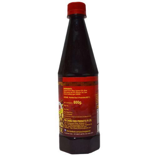 Pou Chong Sauce - Dark Soya Bean, 800 g