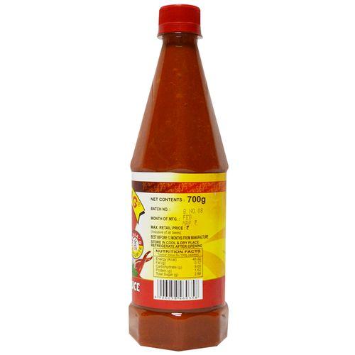 Pou Chong Sauce - Garlic Chilli, 700 g