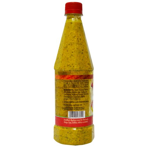Pou Chong Kasundi - Mustard, 700 g