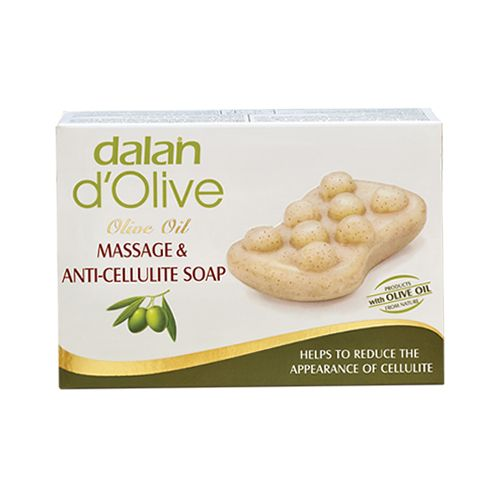 Dalan DOlive Soap - Anti-Cellulite & Massage, 150 g