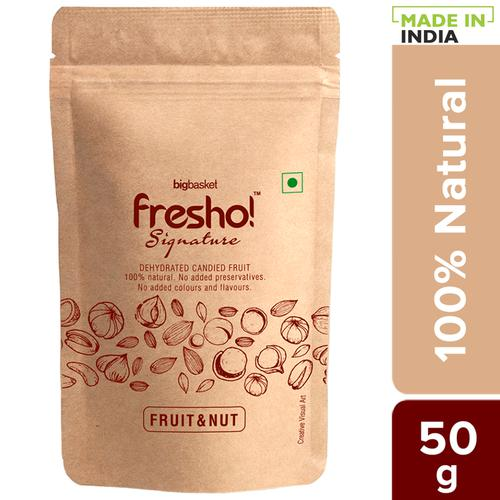 Fresho Signature Dry Fruits & Nuts, 50 g