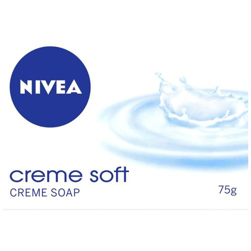 Nivea Creme Care Soap, 75 g Pack of 2