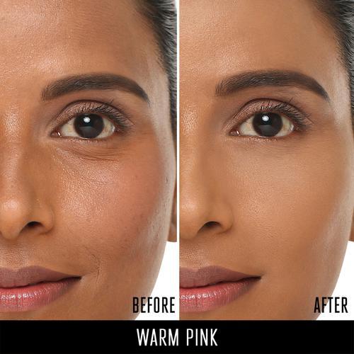 Lakme Rose Face Powder - Sunscreen, 40 g Warm Pink
