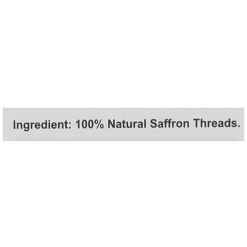 Kesari Saffron, 250 mg