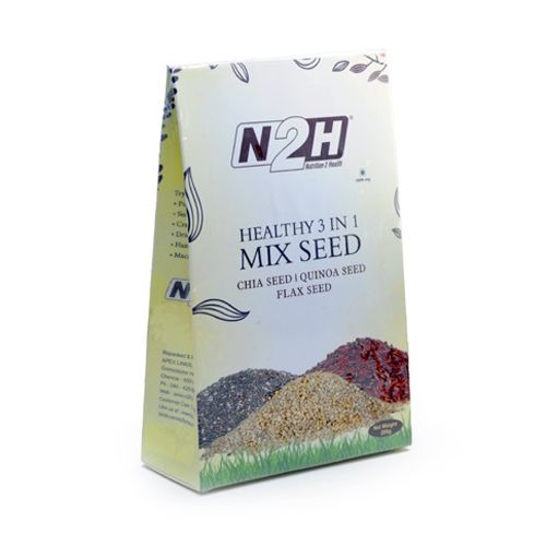 N2H Healthy 3 In 1 - Mix Seed, 200 g