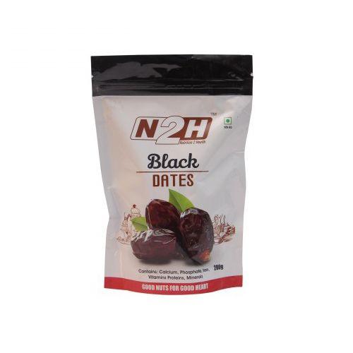 N2H Black Dates, 200 g