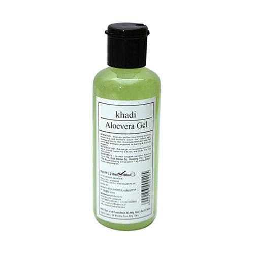 Khadi Manav Gel - Aloevera, 210 ml