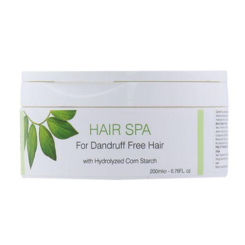 Organic Harvest Hair Spa For Dandruff Free Hair, 200 g