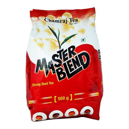 Chamraj Dust Tea - Master Blend Strong, 500 g