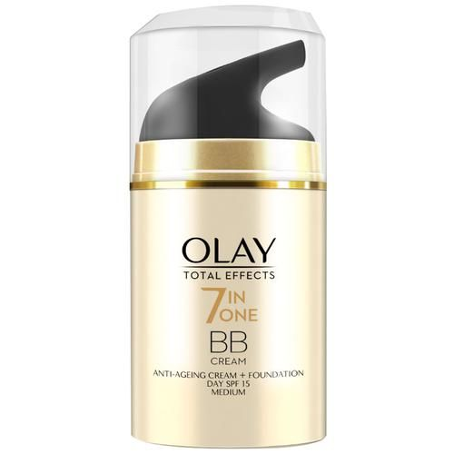 Olay Total Effects 7-In-1 - Anti-Ageing Bb Day Skin Cream, Normal SPF15, 50 g