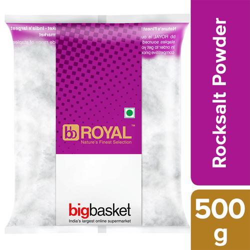 bb Royal Powder - Natural Rocksalt, 500 g