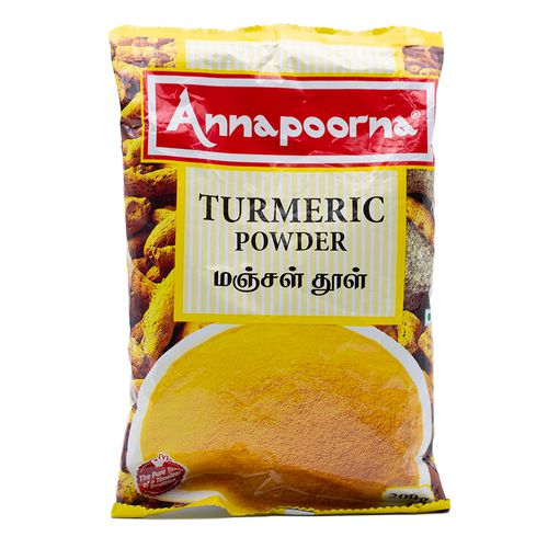 Annapoorna Powder - Turmeric, 200 g