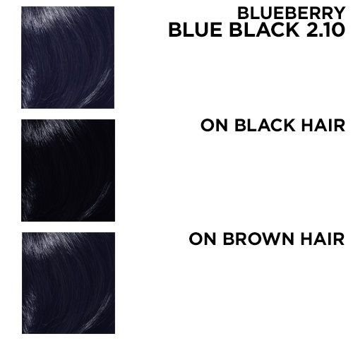 03a2561d5ea Buy Bblunt Salon Secret High Shine Creme Hair Colour Blueberry Blue ...