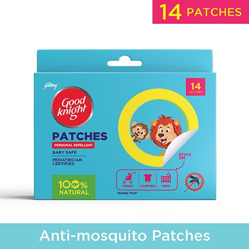 Buy Good Knight Mosquito Patches 14 Patches Online At Best Price