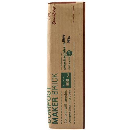 Stonesoup Compost Maker Brick, 900 g
