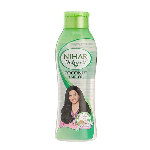 Nihar Hair Oil - Naturals Jasmine, 200 ml